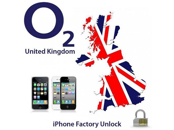 iPhone - 8, 8 Plus, X Unlock UK Network (O2, Tesco, GiffGaff)