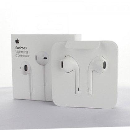 Apple EarPods Lightning Connector Headphones for iPhone 7 8 X - New Genuine Box