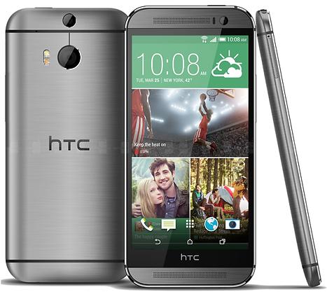 HTC ONE M7 (801N) Full LCD Repair