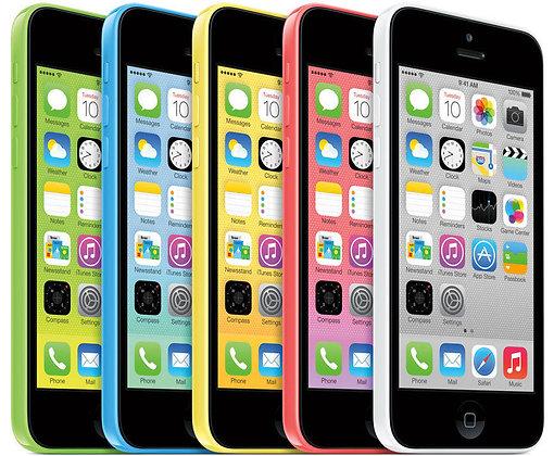 Apple iPhone 5C 16GB Multiple Colours - Unlocked