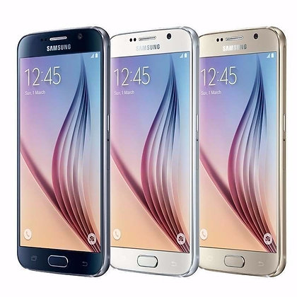 Samsung Galaxy S6 - Multiple Colours - 32GB - Unlocked