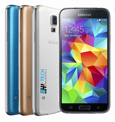 Samsung Galaxy S5 - Multiple Colours - Unlocked