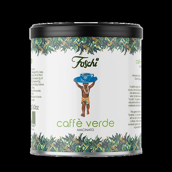 Caffè verde crudo macinato 500g
