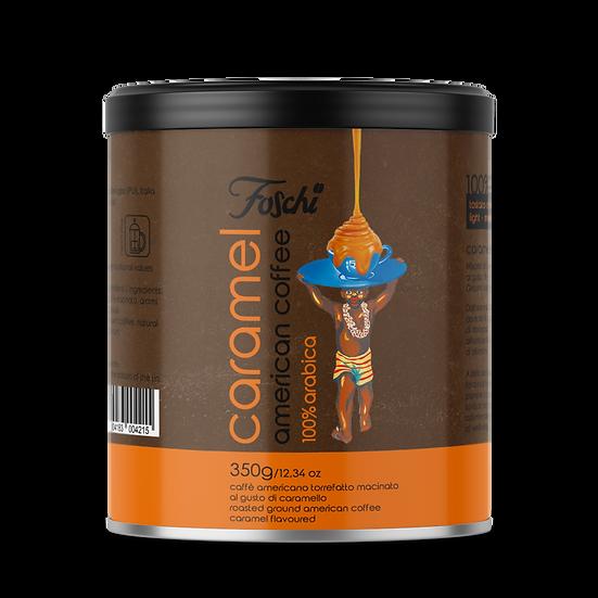 American coffee caramel 350g