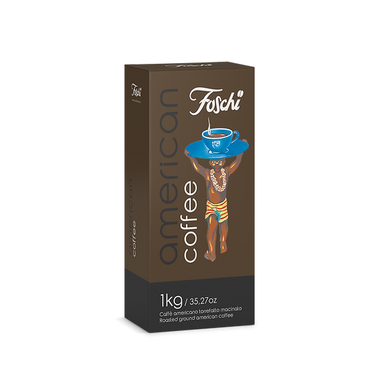 Foschi American coffee 1kg