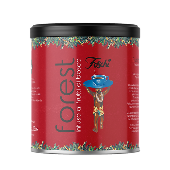 Tisana Forest frutti di bosco 300g