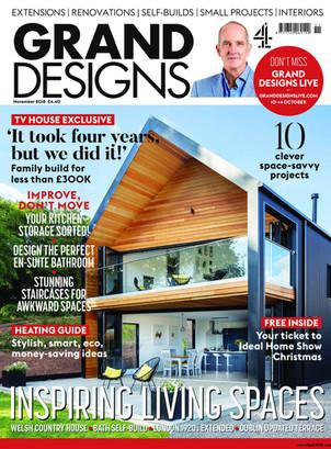Grand Designs Magazine November 2018