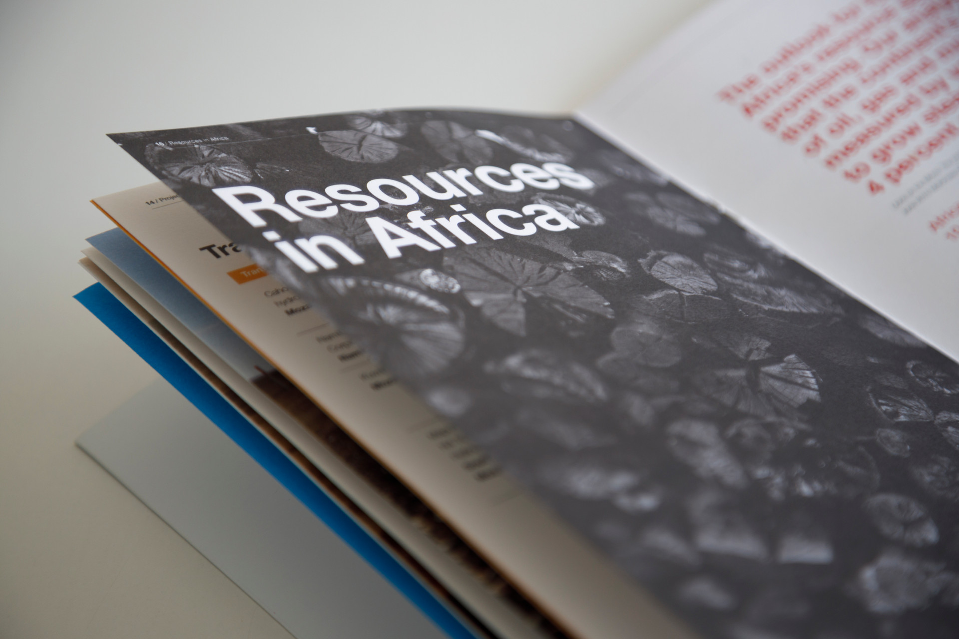 Investment bank Africa brochure 7
