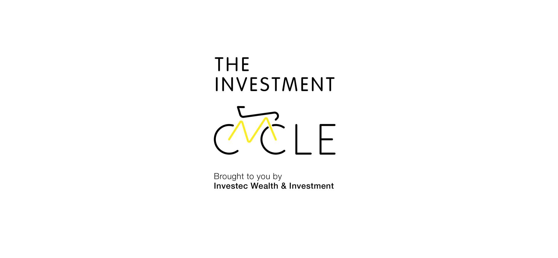 Investment bank logo white