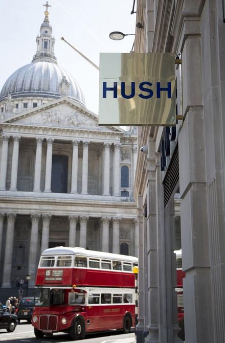Hush Brasserie