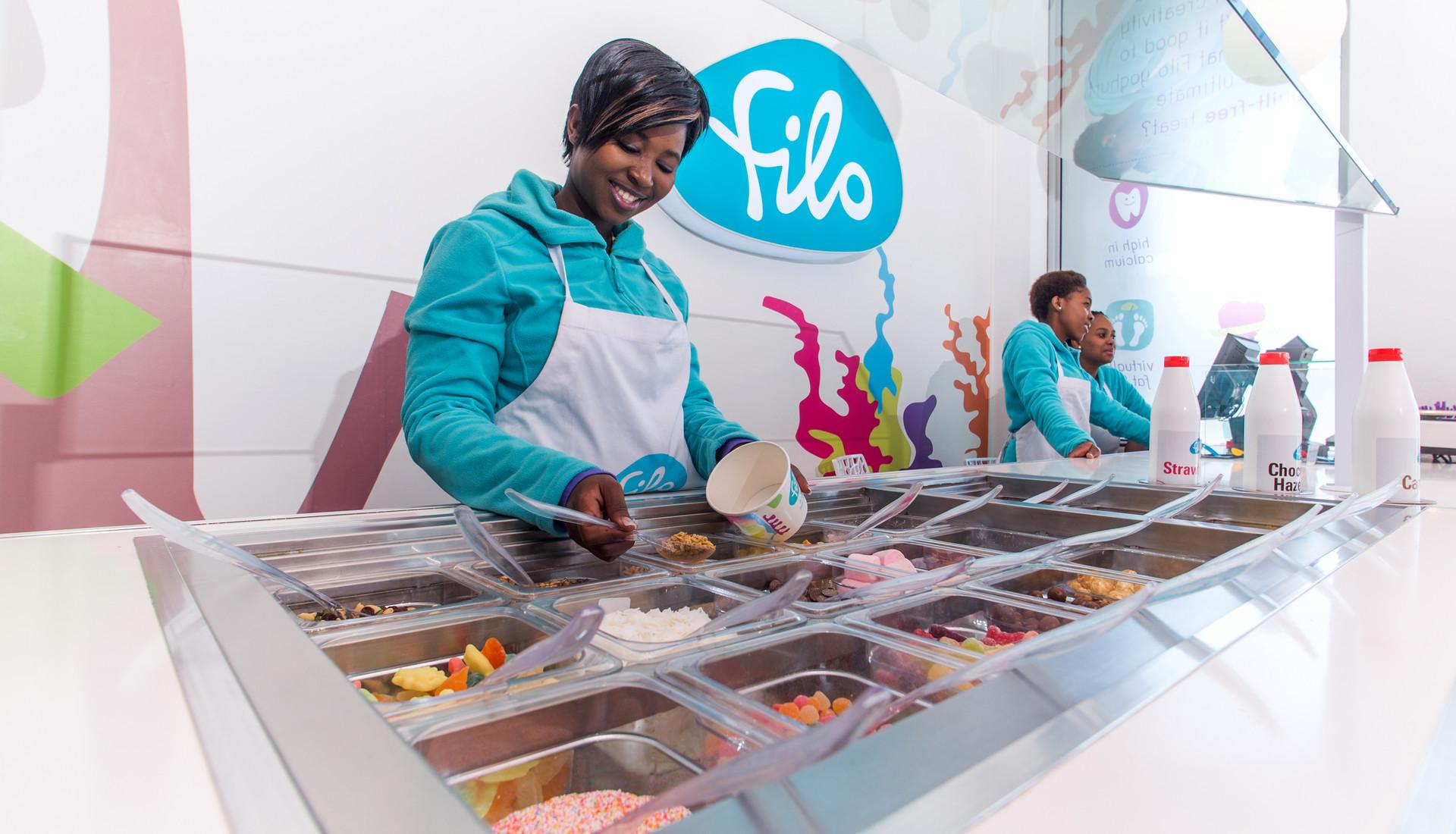 Retail Food Interior Design