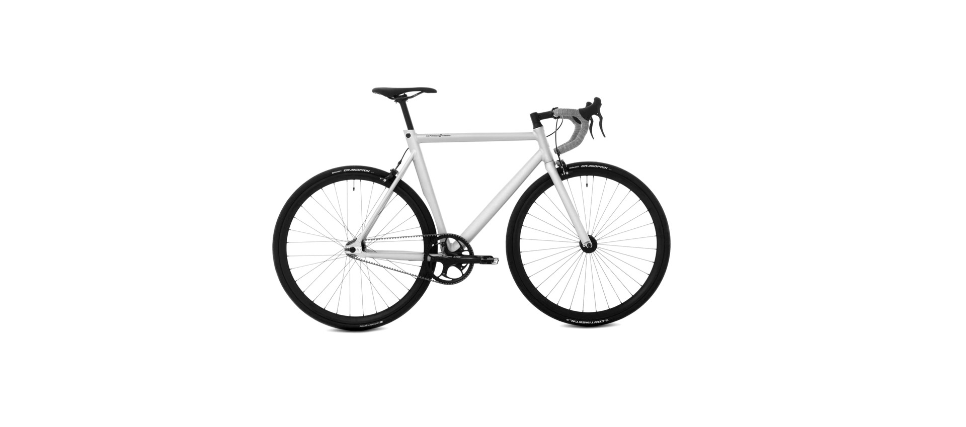 Investment bank bike white
