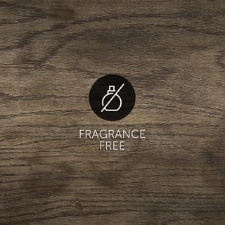 Fragrance free icon