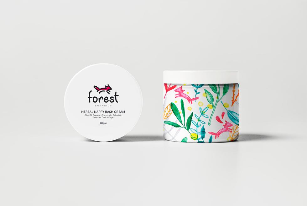 skincare baby packaging brand