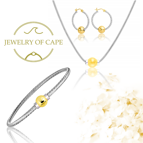 Complete Twisted Cape Cod Jewelry Collection