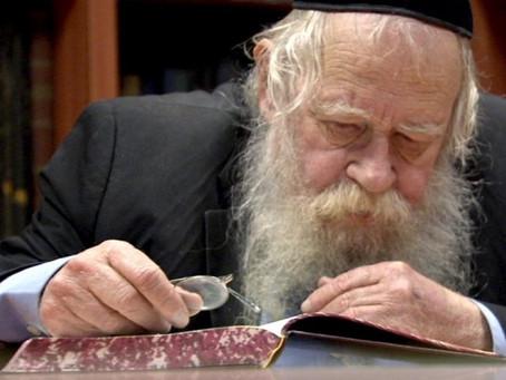 Rabbi Adin Even-Israel Steinsaltz - sanhedrin Attempt
