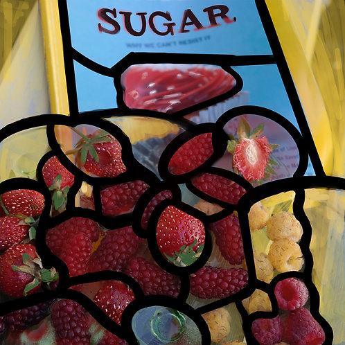 Oh Sugar | Postcard