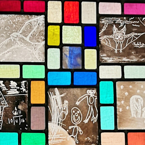Initial Session / Stained Glass | Online Mentoring