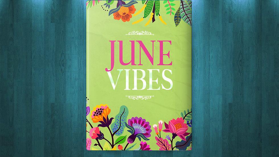 June Vibes Journal