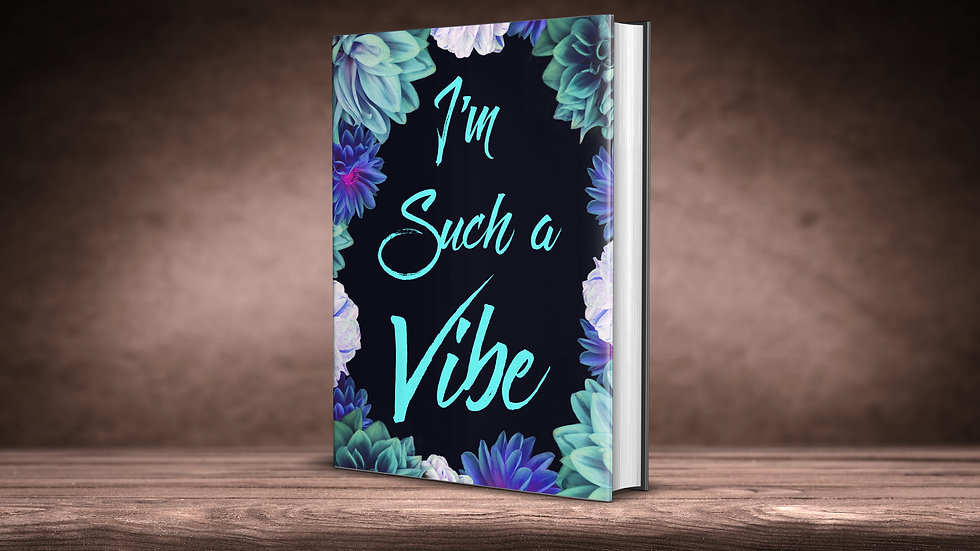 I'm Such a Vibe Journal (Cloud)
