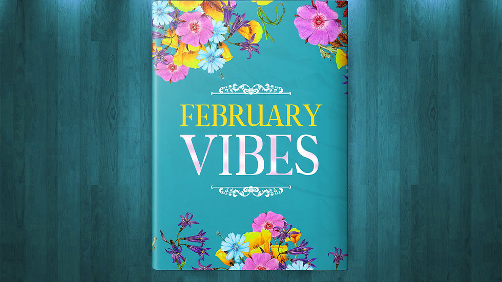 February Vibes Journal