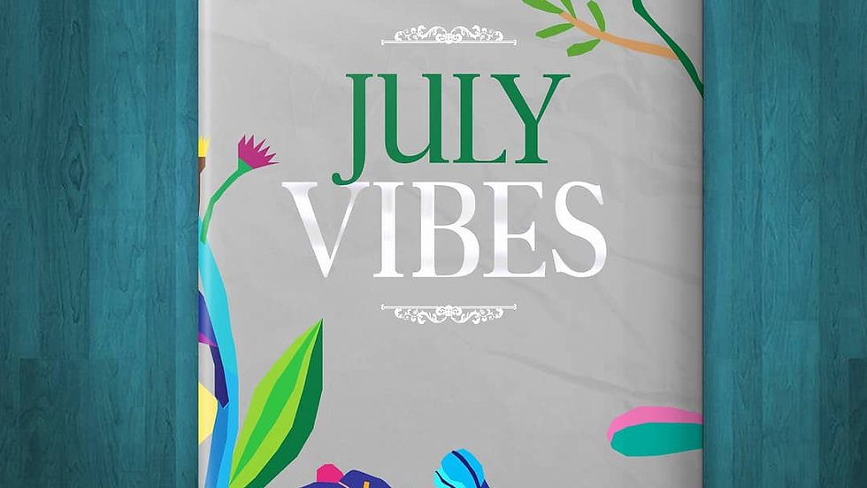 July Vibes Journal