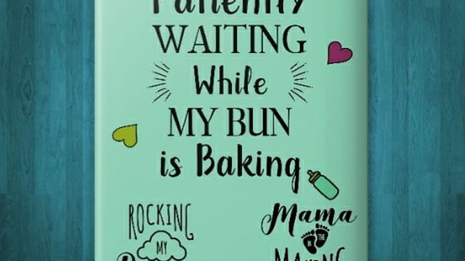 My Pregnancy Journal: A Keepsake