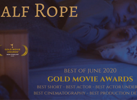 Calf Rope Heads to London for the Gold Movie Awards