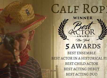 Best Actor Award - NY selects Calf Rope for 5 wins, including Best Ensemble