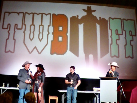 Award-winning actor, Gorman Ruggiero, recalls his trip out west to The Wild Bunch Film Festival