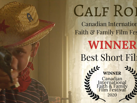 Calf Rope wins Best Short Film at CIFF
