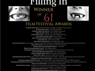 'Filling In' Ends Film Festival Run with 61 Awards and 37 Nominations!