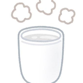 白湯を飲む効果