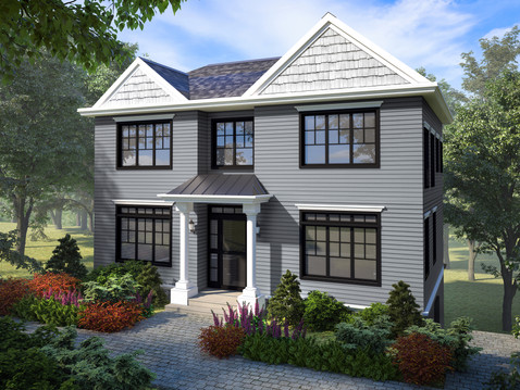 10523 King Place Home Render