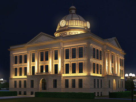 11286 Logan County Courthouse Exterior