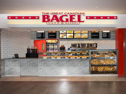 Bagel Shop Rendering