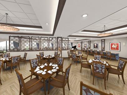10187 Westmont Village Dining Room