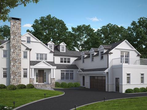 10360 Residential Exterior Rendering