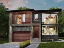 Photorealistic Single Family Home Rendering
