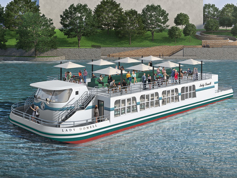 Donell Boat Rendering