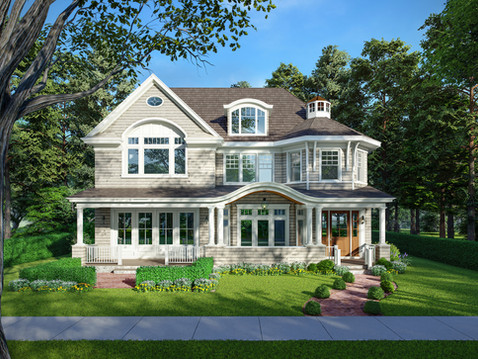 Photorealistic Home 3D Rendering