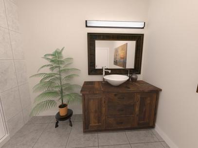 Virtual 360 of a Bathroom