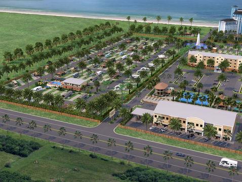 11562 Island Resort Aerial
