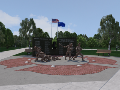 11395 Nevada Firefighters Memorial