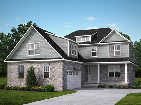 Residential Exterior Render