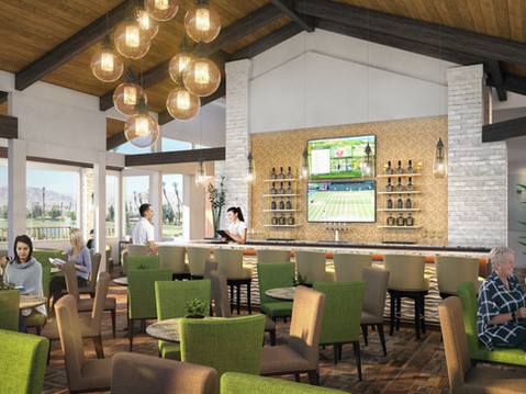 11209 Interior Dining Rendering
