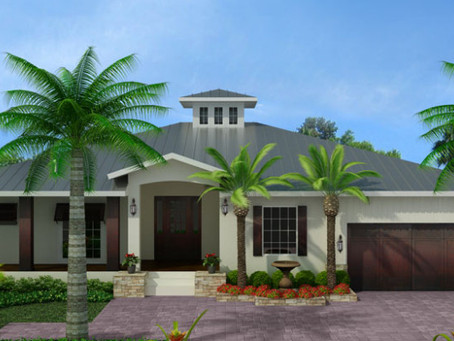 Fine Homes International Showcases a VizSource 3D rendering and Sells a Home before building it.