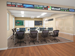 College Finance Lab Rendering