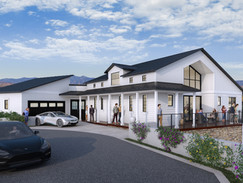 Architectural Home Rendering