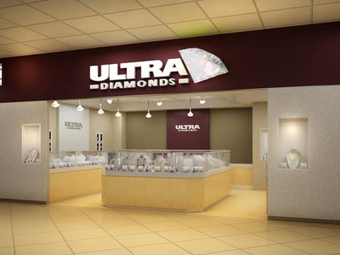 Ultra Diamond Store Rendering